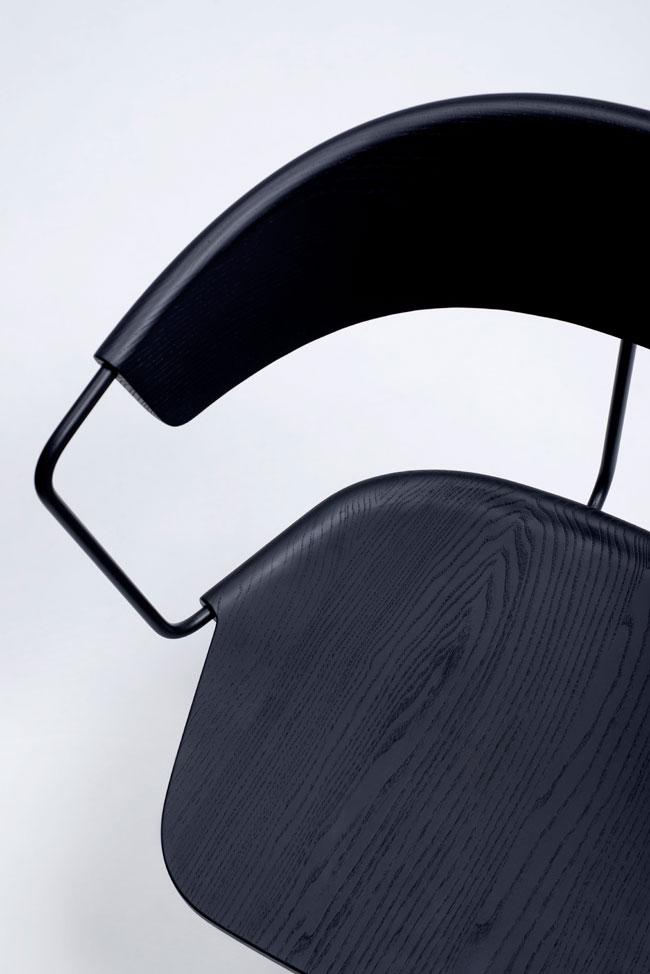 Chaise de bureau design Uncino par Bouroullec pour Mattiazzi 2