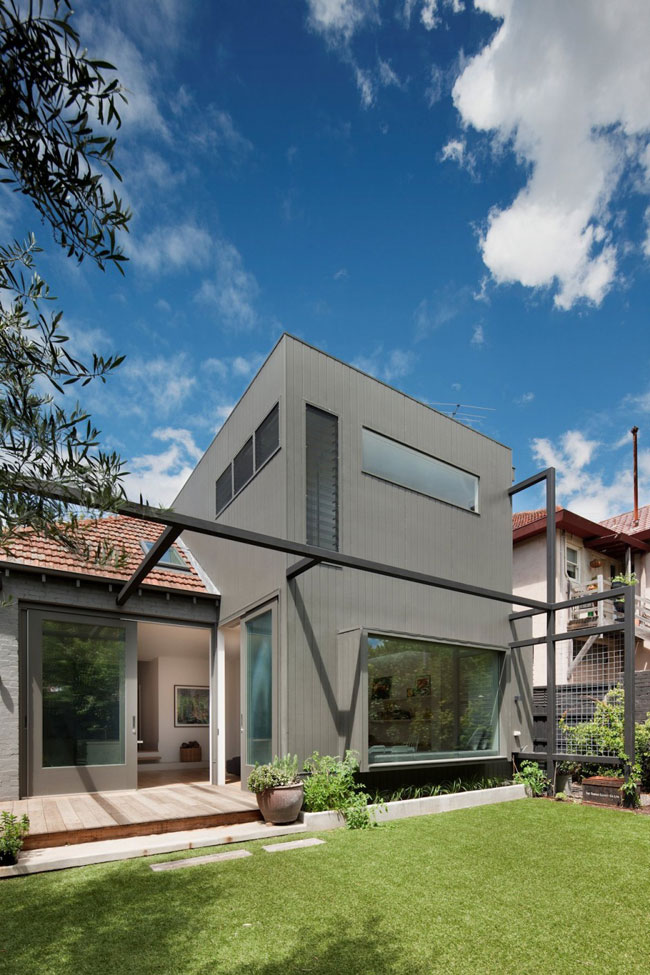 Maison design Elwood par Robson Rak Architects 2