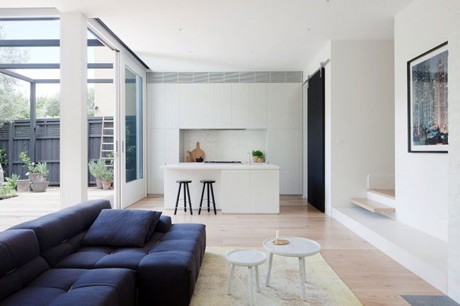 Maison design Elwood par Robson Rak Architects 6