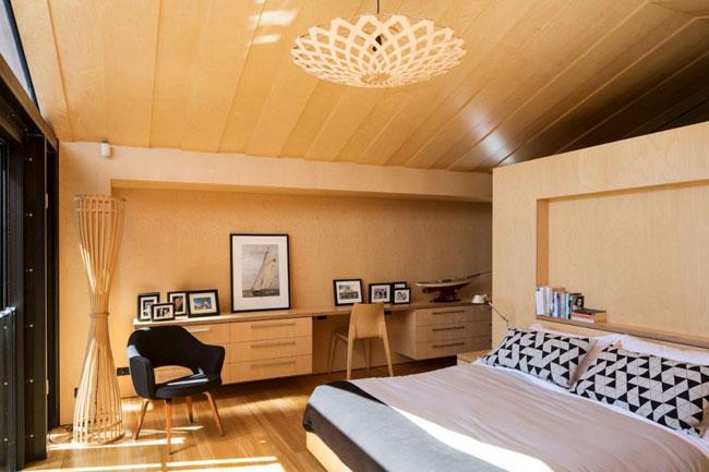 Maison design chambre