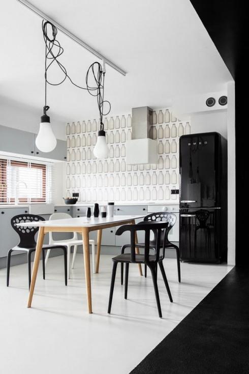 Ikea Le Papier inspiration déco cuisine ikea smeg