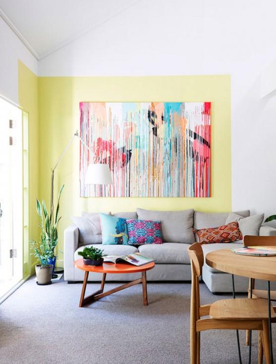 D corer sa maison avec de la couleur - La maison des couleurs ...