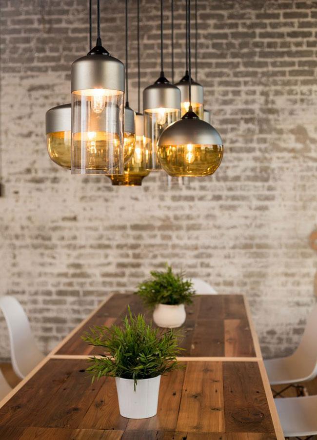 10 id es d co pour une belle salle manger. Black Bedroom Furniture Sets. Home Design Ideas
