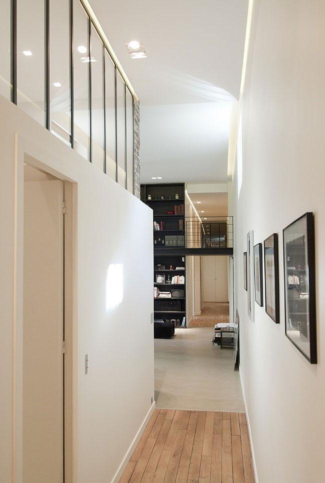 Appartement parisien design de 200 m2 2