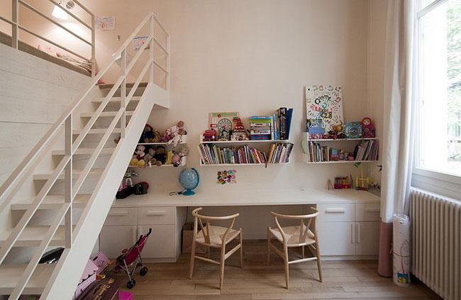 Appartement parisien design de 200 m2 5