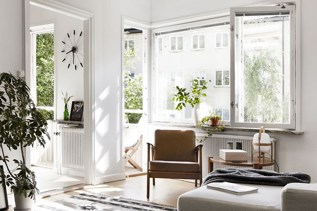 Ambiance scandinave for Ambiance appartement decoration