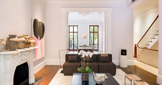 Appartement Sarah Jessica Parker New York 2