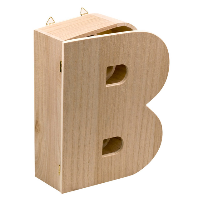 boites d co en forme de lettres. Black Bedroom Furniture Sets. Home Design Ideas