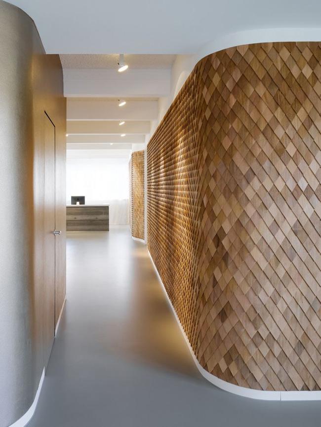 mur design en bois. Black Bedroom Furniture Sets. Home Design Ideas
