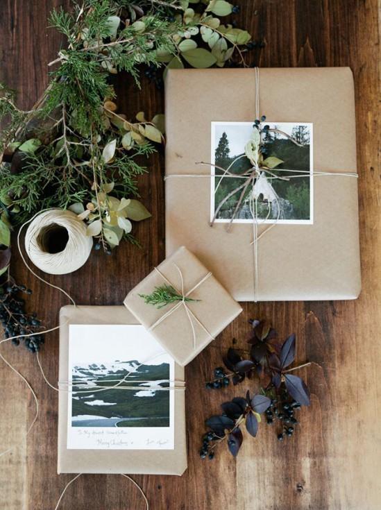 Id es paquets cadeaux originaux pour no l - Idees paquets cadeaux originaux ...