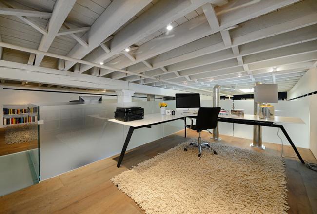 Loft new york espace bureau