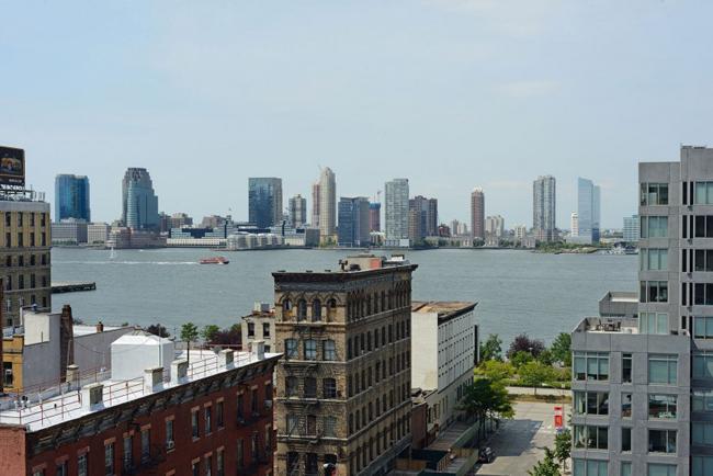 Loft new york terrasse