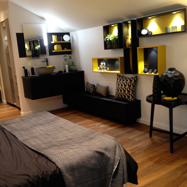 showroom mobalpa suite parentale. Black Bedroom Furniture Sets. Home Design Ideas