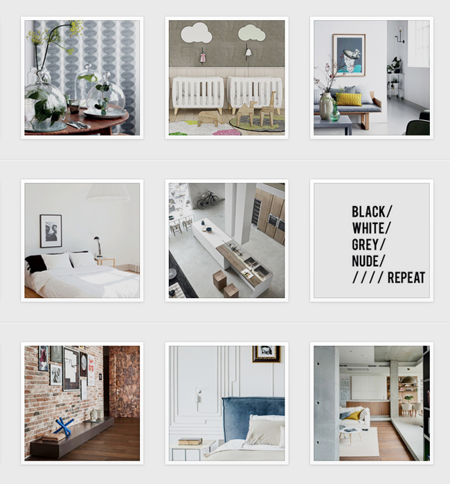 Instagram id es d co for Idee deco 2015