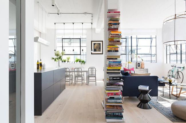 Appartement loft contemporain - Huis loft ...