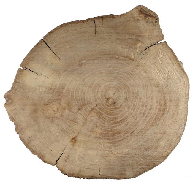 Plateau deco bois Knieja Wood