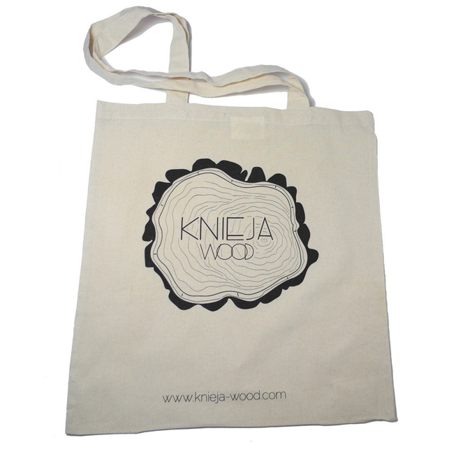 Tote Bag Knieja Wood