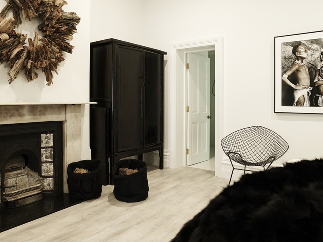 chambre fauteuil knoll