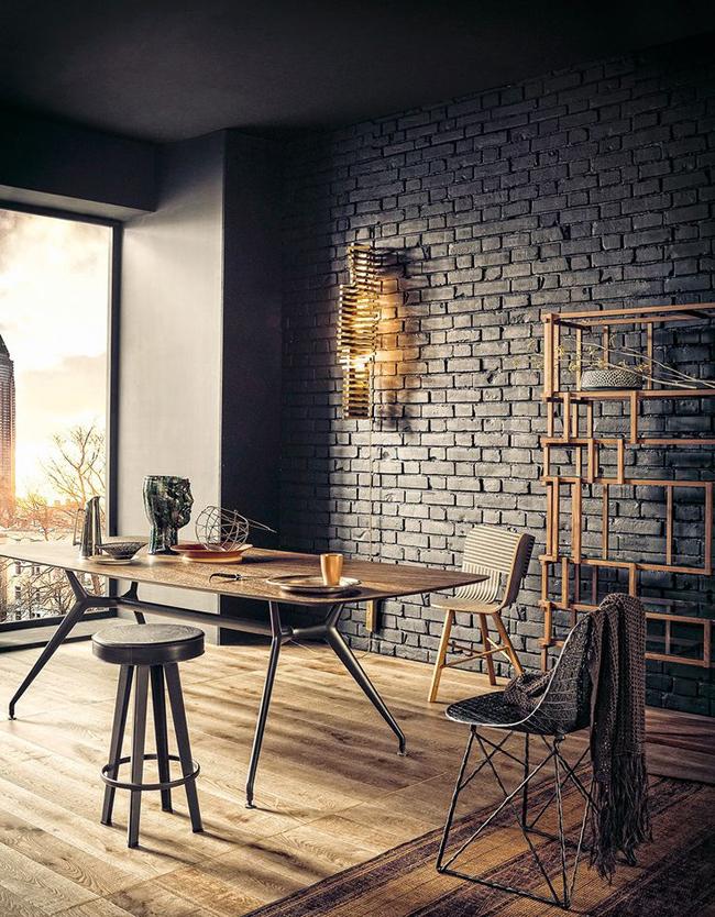 idee deco mur de briques 5