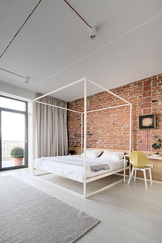 D corer un appartement contemporain - Appartement contemporain kiev ...