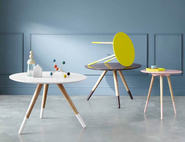 Table basse design new pins 3 suisses - Table basse 3 suisses ...