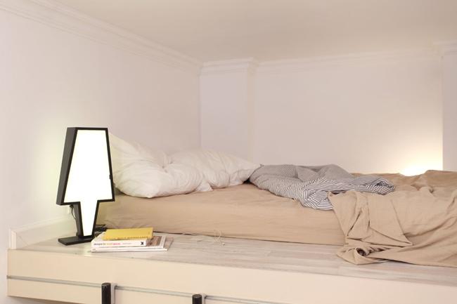 Aménagement Studio 12M2 – Design à la maison