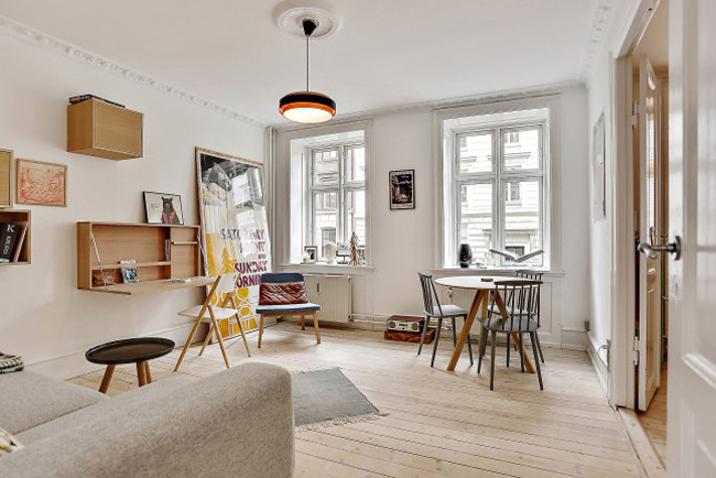 Appartement a Copenhague 2