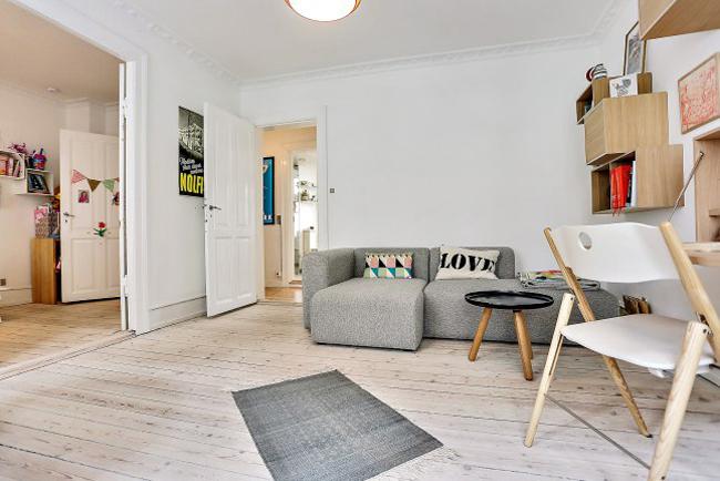 Appartement a Copenhague 3