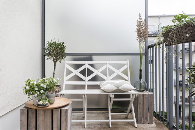 Appartement terrasse a Stockholm 5