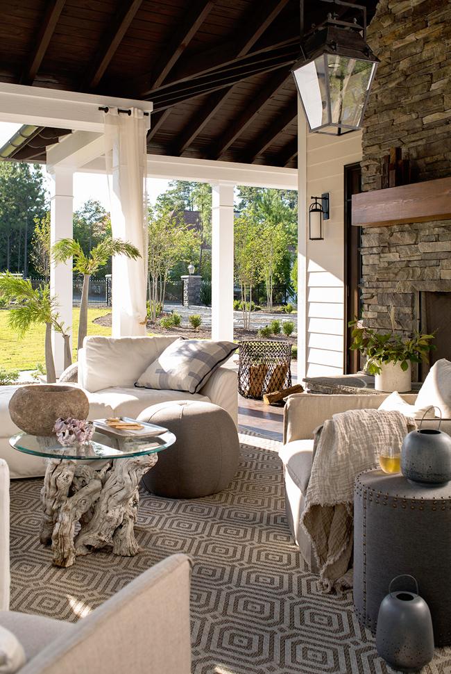 maison en bord de lac 9. Black Bedroom Furniture Sets. Home Design Ideas