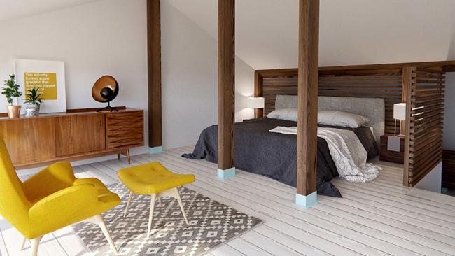 Projet 3d maison design 10 for Projet 3d maison