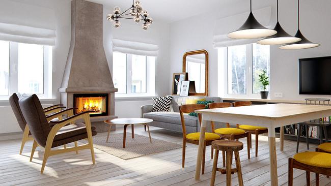 Projet 3d maison design for Projet maison 3d