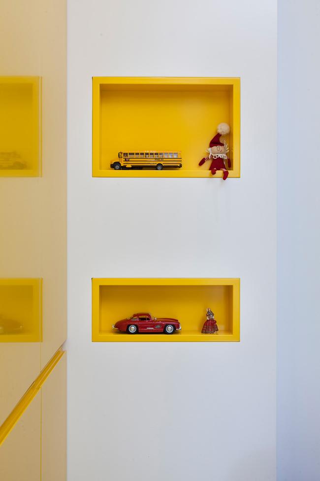 Appartement moderne et colore 10
