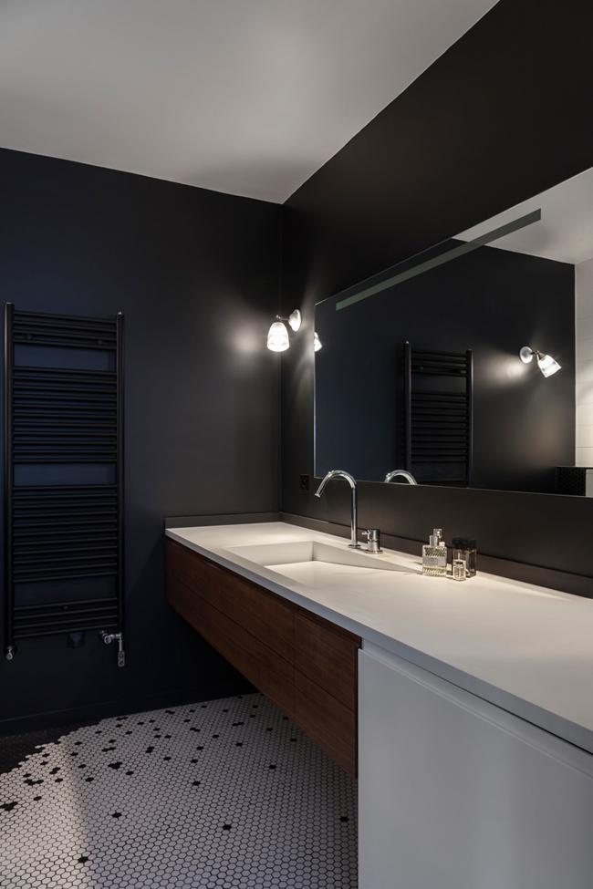 Appartement moderne et colore 11