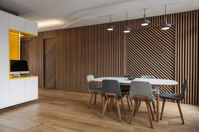 Appartement moderne et colore 5