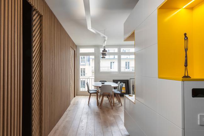Appartement moderne et colore 7