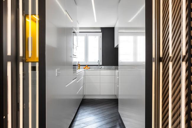 Appartement moderne et colore 8