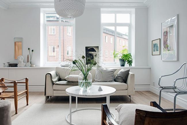 Appartement scandinave a vendre 6
