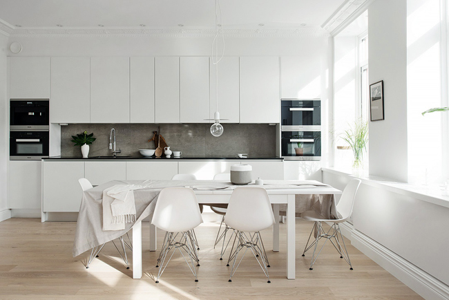 Appartement scandinave a vendre