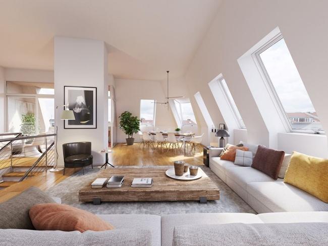 Projet appartement sous les toits 3 - Appartement sous les toits ...