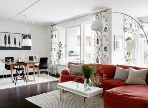 Un duplex contemporain par sarah lavoine - Deco appartement duplex contemporain ...