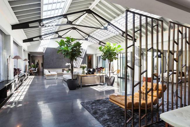 Loft design blog d coration am nagement design for Deco appartement usine