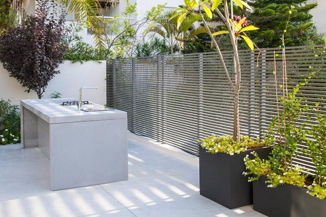 Maison design avec jardin 12