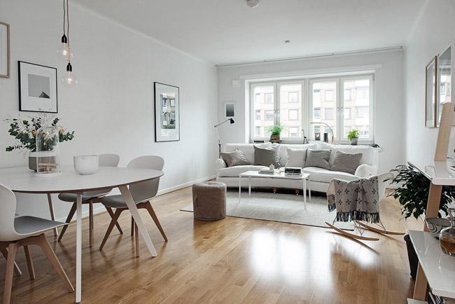 Appartement avec grande pi ce vivre - Decoration piece a vivre ...