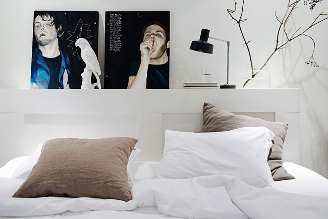 Appartement deco masculine 11