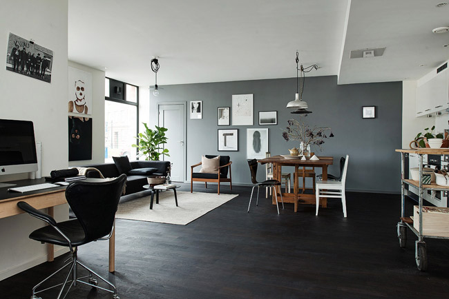 Appartement deco masculine 3