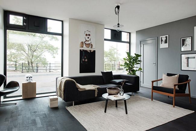 Appartement la d coration masculine for Decoration appartement masculin