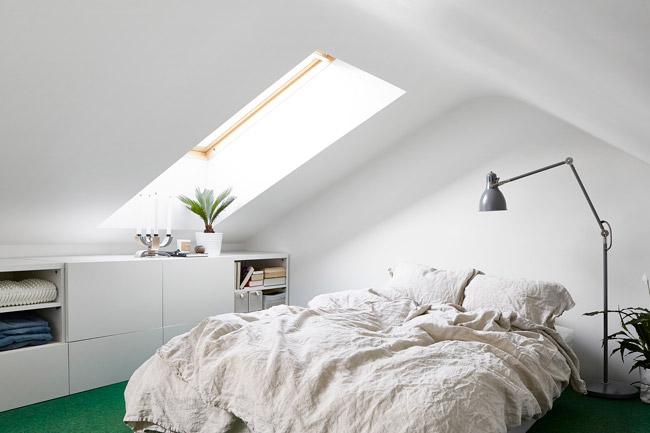 Appartement duplex scandinave 10