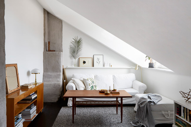 Appartement duplex scandinave 6