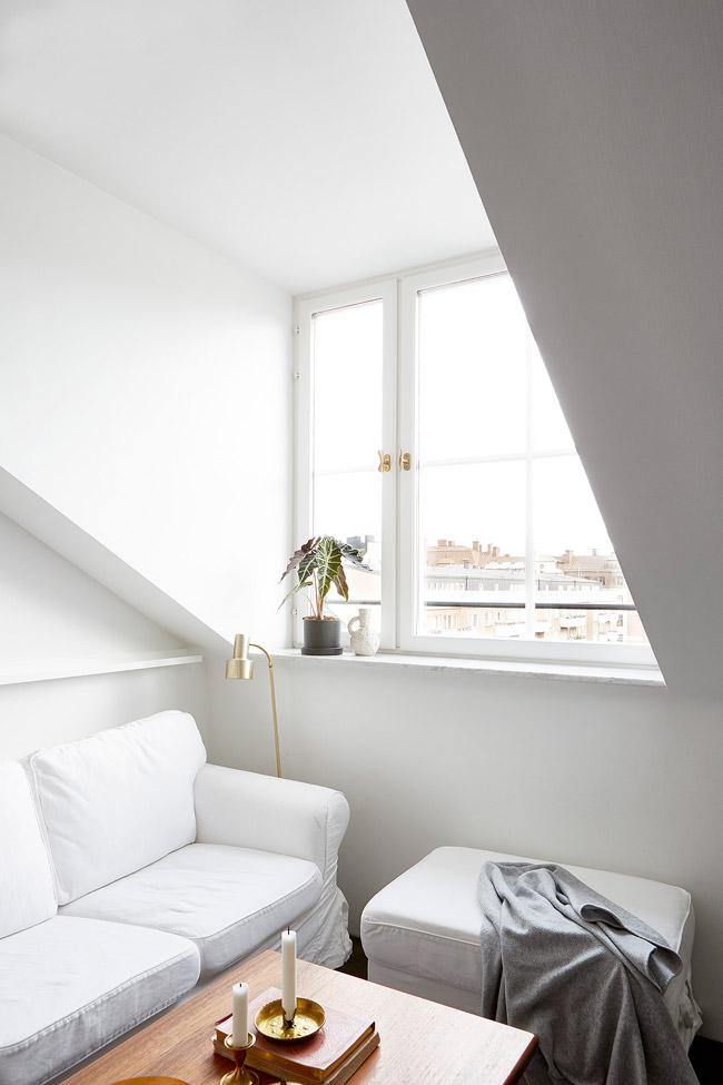 Appartement duplex scandinave 7